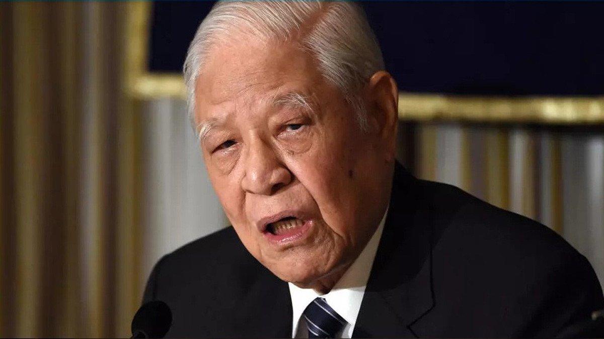 وفاة رئيس تايوان السابق