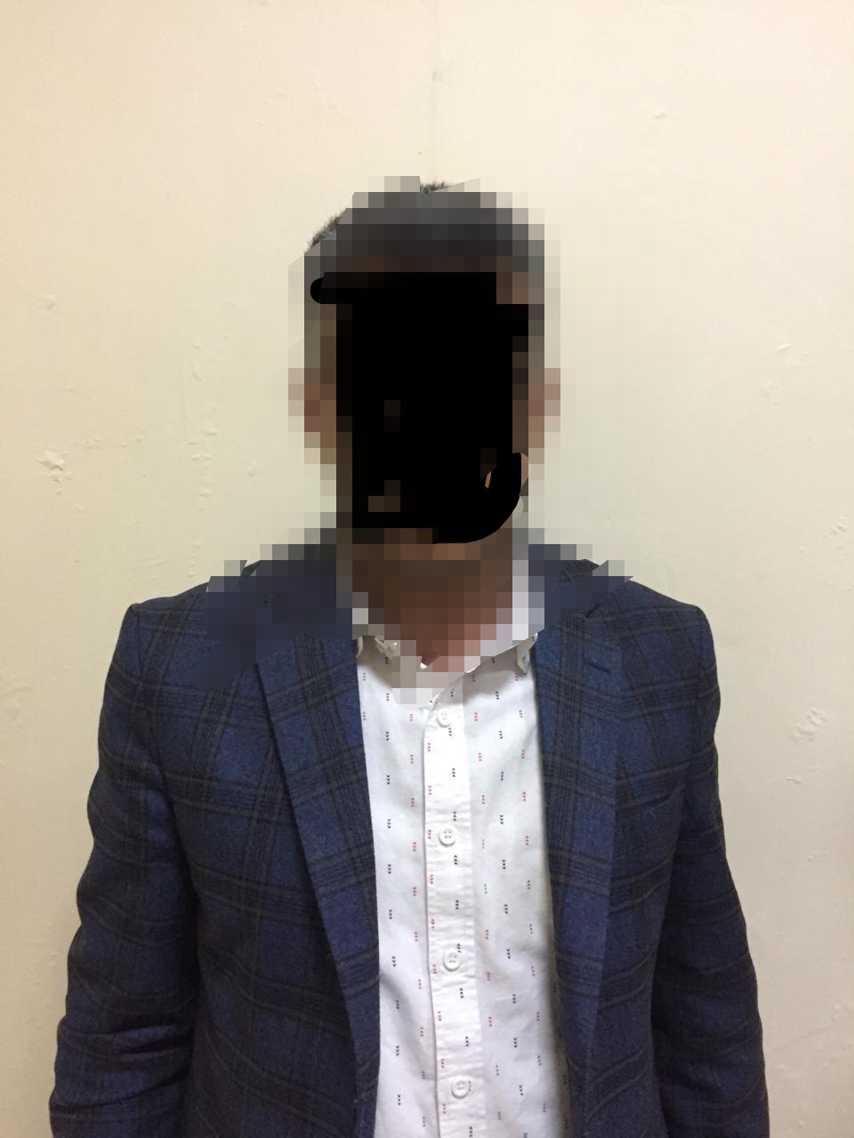 اعتقال نصاب يعمل بمكتب وزير سابق داخل مبنى احدى الوزرات