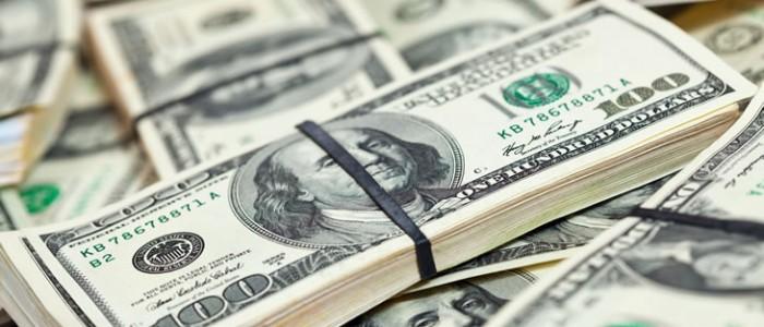 سعر الدولار يسجل انخفاضا أمام الدينار العراقي