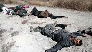"""طيران التحالف الدولي يقتل ستة عناصر من """"داعش"""" غرب الرمادي"""