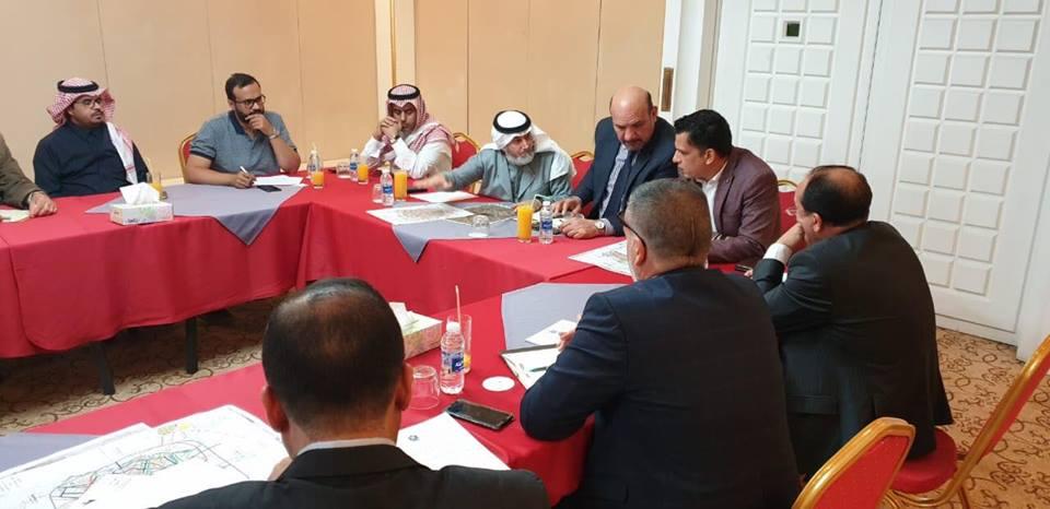 ثلاثة مواقع مرشحة لبناء الملعب السعودي في العراق