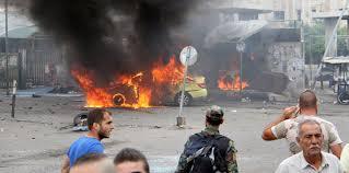 اعتقال ثمانية من المتورطين بالتفجيرات التي شهدها مركز قضاء الفلوجة