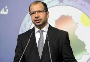 رئيس البرلمان يهنئ بإنطلاق تحرير أيمن الموصل ويُشيد بشجاعة القوات الامنية
