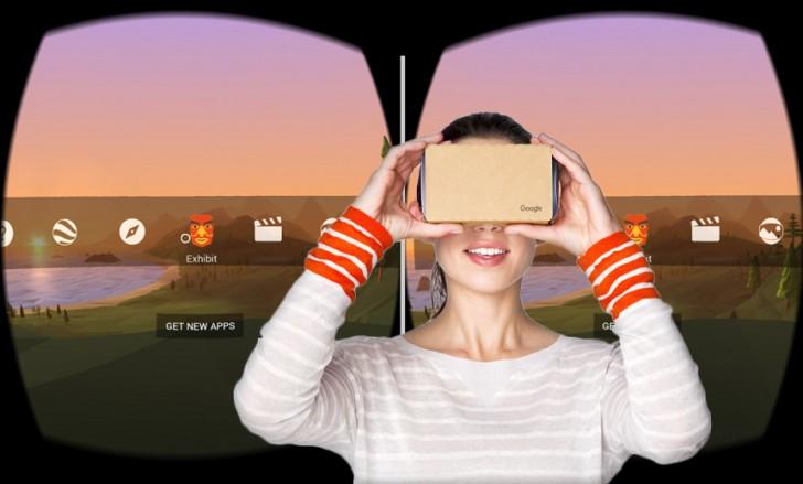 بيع 10 ملايين نظارة واقع افتراضى Cardboard VR منذ إطلاقها