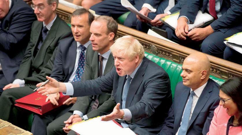 """البرلمان البريطاني يرفض """"بريكست دون اتفاق"""""""