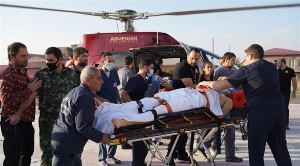 مقتل وإصابة 2300 جندي ارميني باشتباكات إقليم ناجورنو قرة باغ