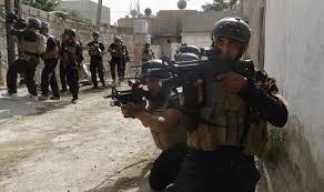 الاسدي : ننتظر أوامر قائد القوات المسلحة للتوكل أكمال الصفحة الاخيرة من تحرير الموصل