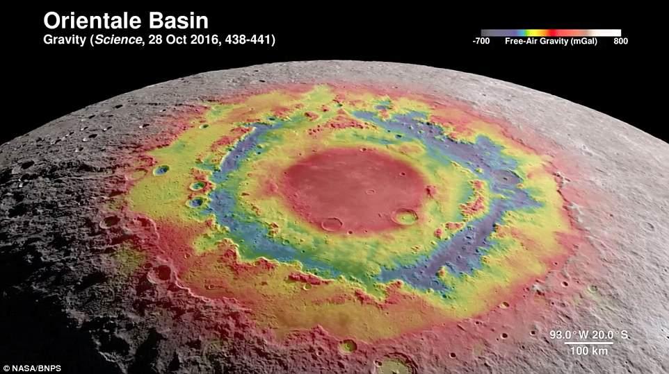 ناسا تكشف عن فيديو مذهل يأخذك بجولة على سطح القمر