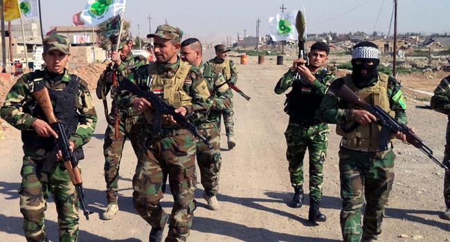 الحشد يكشف عن خطط جديدة لتأمين طريق بغداد كركوك