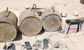 تدمير أكثر من 600 عبوة ناسفة في قاطع عمليات نينوى