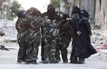 """شاهد الفيديو ..  15 ألف مقاتل غربي انضموا إلى """"داعش"""""""