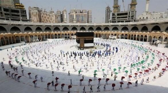 السعودية: لا إصابات بكورونا بين الحجاج واكتمال الاستعدادات لوقوف عرفات