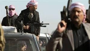 الحشد العشائري يحبط هجوم لعناصر داعش على منطقة السكران شمال حديثة