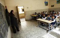معلمو ومدرسو بغداد بلا رواتب حتى الآن
