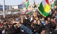 مظاهرات حاشدة في السليمانية للمطالبة بصرف رواتب الكادر التدريسي