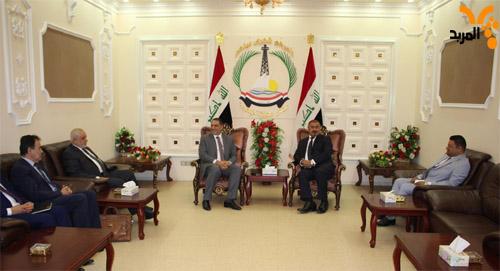 المصرف العراقي يعلن استعداده لتنشيط حركة الاستثمار في البصرة