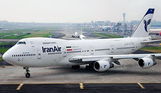 إيران تعلق الرحلات الجوية الى العراق