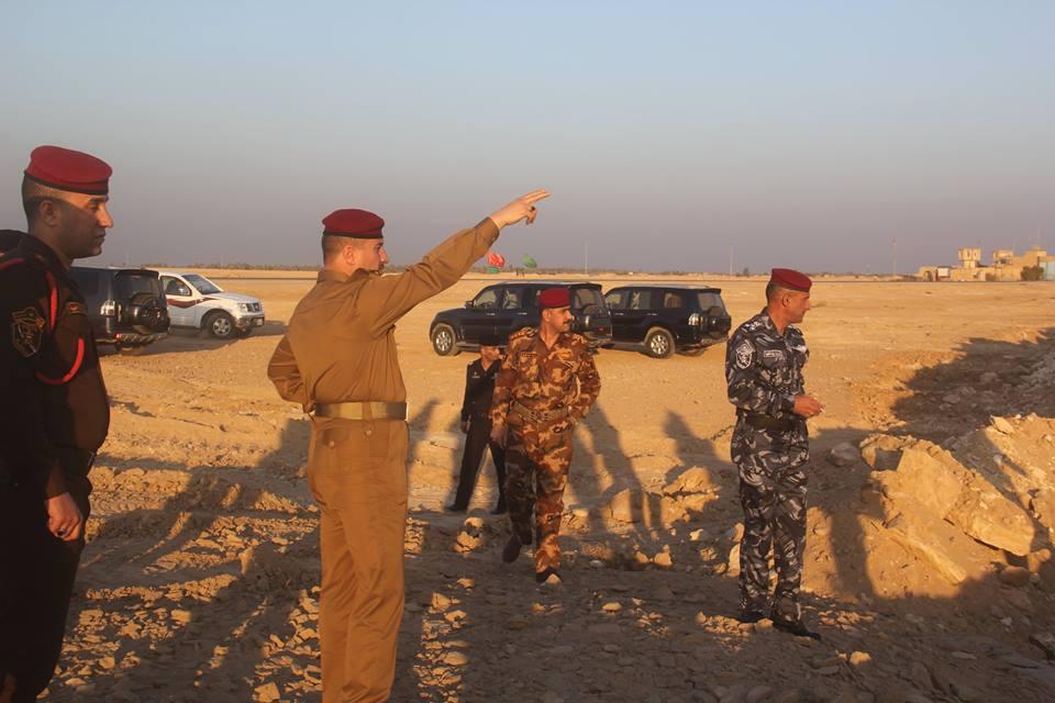 شرطة الديوانية تكثف اجراءاتها الأمنية بغية عدم استغلالها من قبل الجماعات المسلحة
