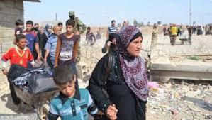عودة 33 عائلة نازحة إلى أيسر الموصل