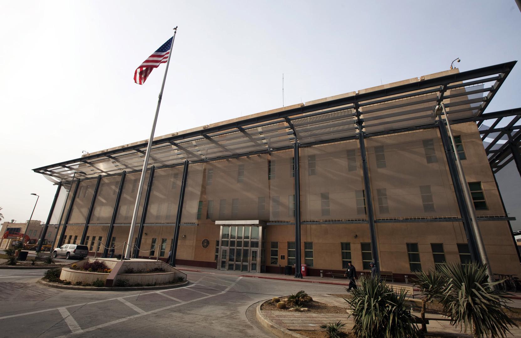 السفارة الأمريكية: واشنطن ستواصل مساءلة العراقيين المتورطين بالانتهاكات والفساد