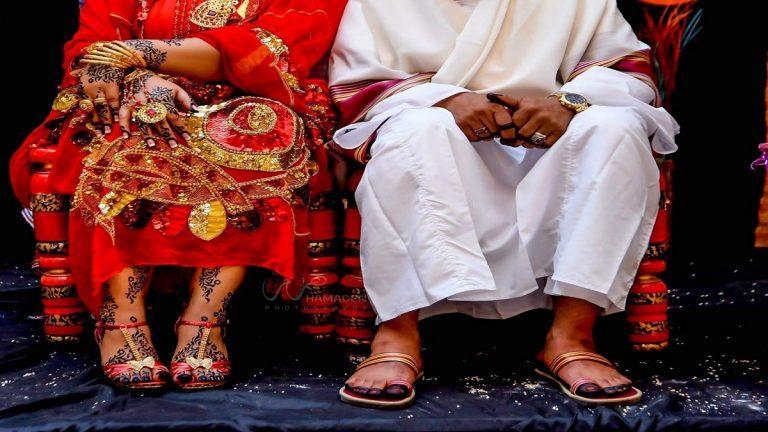 امرأة تتزوج رجلين في آن واحد 
