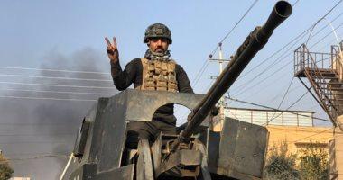 تحرير قرية الإبراهيمية غرب الساحل الأيمن للموصل
