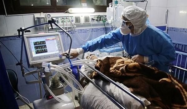 3204 إصابات جديدة بكورونا و172 وفاة في ايران