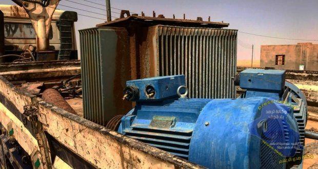 العوسج :وزارة الكهرباء تبرعت بحصة محافظة الانبار لباقي المحافظات بغير حق