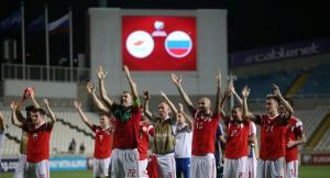 روسيا تتأهل رسميا ليورو 2020 بخماسية في مرمى قبرص