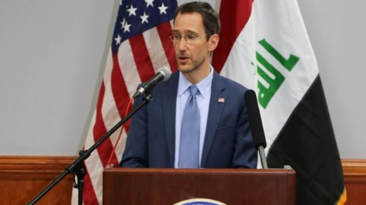 The government of Iraq requests to send delegates to establish mechanisms for the withdrawal of American forces Image