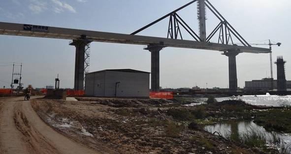 افتتاح جزئي لمجسر الانتفاضة غدا وبدء صيانة الممر الثاني منه