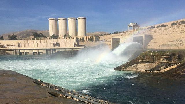 In anticipation of the collapse of the Mosul Dam - Abadi government calls for the evacuation