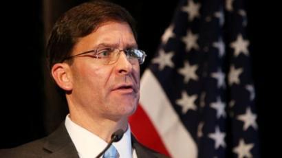 وزير الدفاع الأميركي: لدينا افضل جيش في العالم ..  ندعو إيران لإيقاف الأنشطة الخبيثة