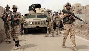 تكليف قائد القوة البرية في الجيش مهام الاشراف على القطعات العسكرية في الساحل الايسر من الموصل