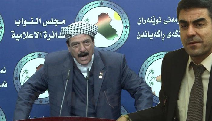 نائب تركماني يتوعد طالباني بالمثول أمام المحكمة