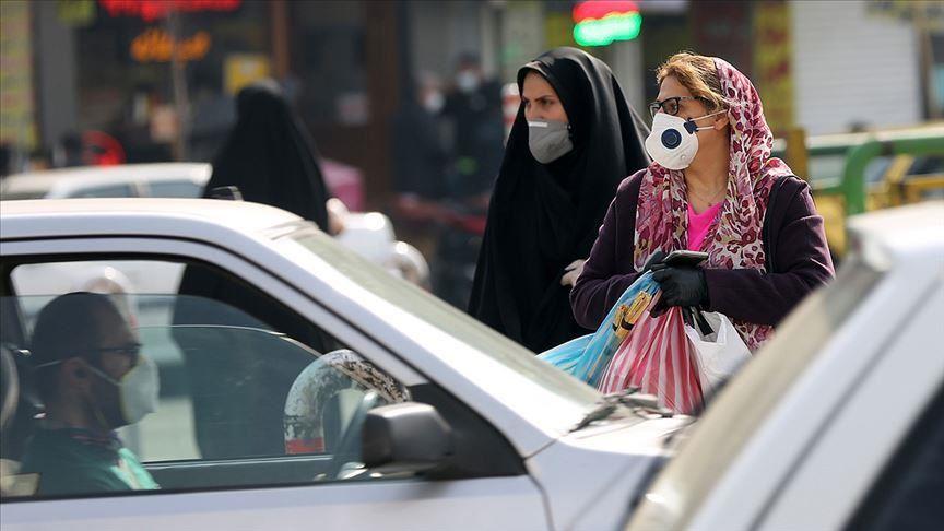 ارتفاع العدد الإجمالي للمصابين بكورونا في إيران إلى 35408