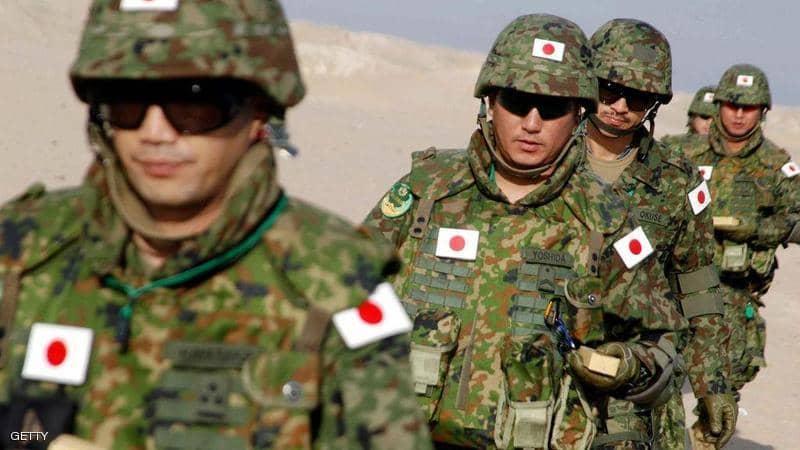 اليابان تنشر قوات الدفاع الذاتي في الشرق الاوسط