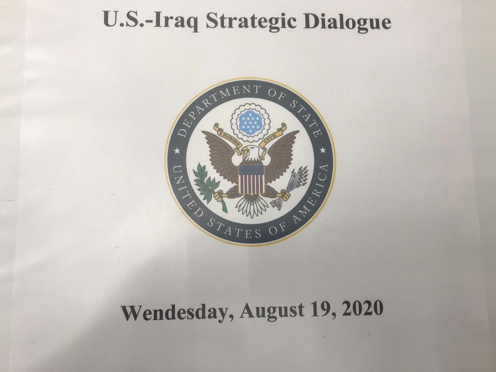 An American-Iraqi strategic dialogue: a matter of interests and expectations - Page 3 Image