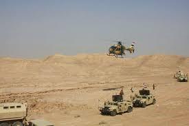 تحرير قرية العبرة في محيط مطار تلعفر