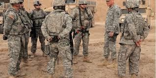 وصول 2000 عسكري امريكي إلى قاعدة عين الاسد الجوية غربي الأنبار