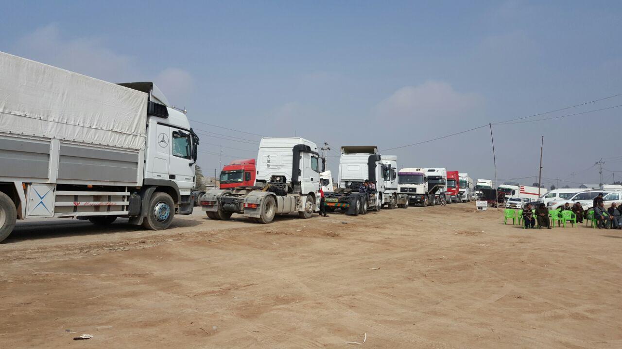 فساد المنافذ الحدودية حمل أخر على الدولة العراقية