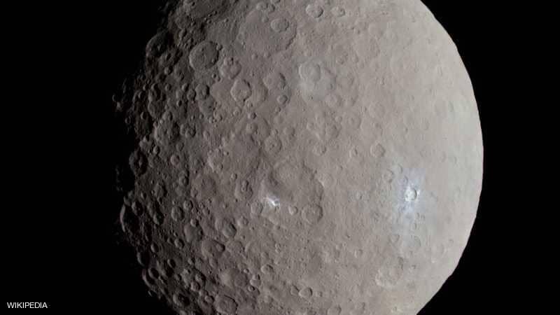 """ ناسا تعلن اكتشاف """"مصنع كيماوي"""" بين المريخ والمشتري"""