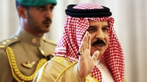 مبارك يتلقي إتصالا هاتفيا من ملك البحرين للتهنئة ببراءته
