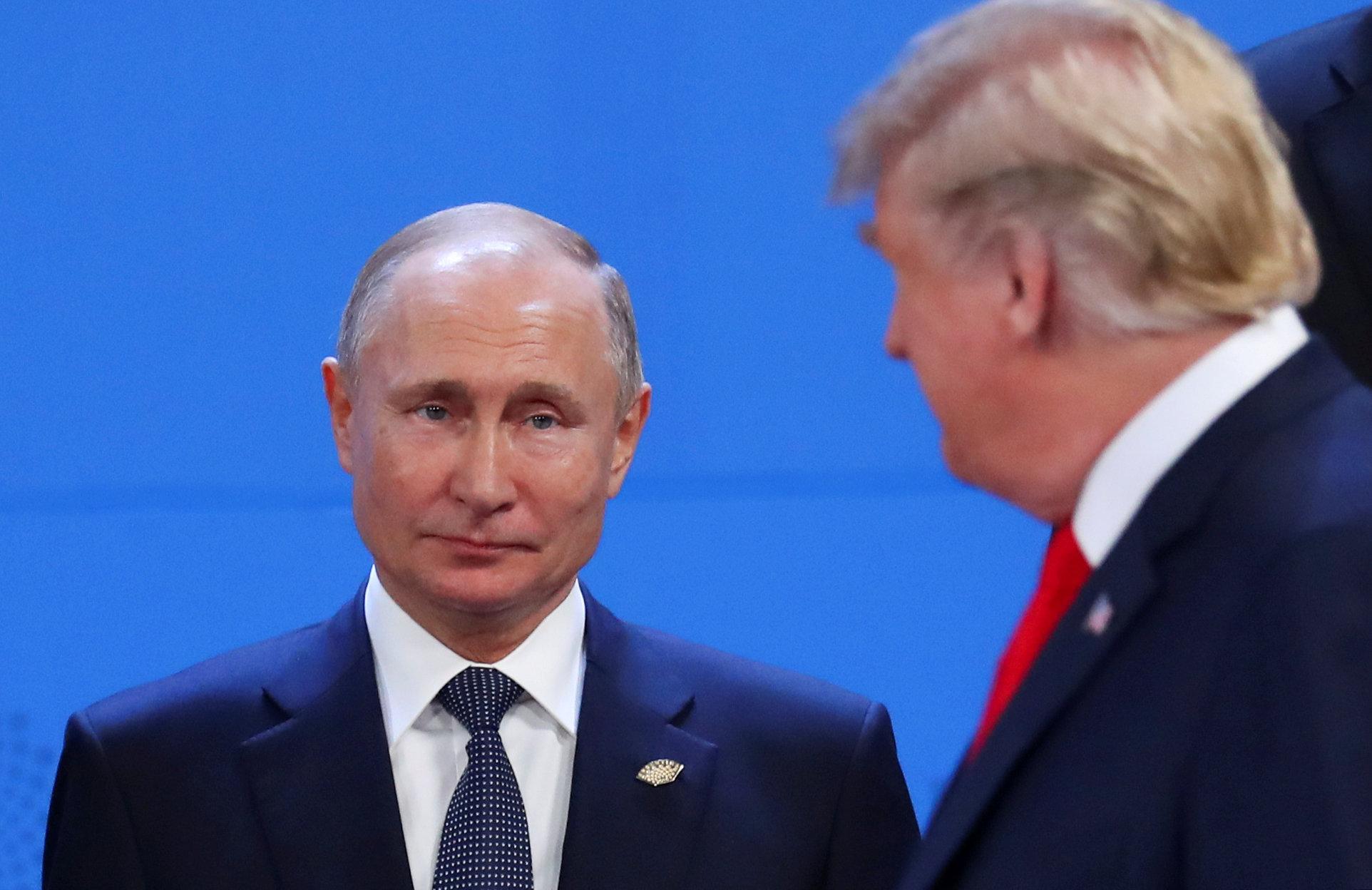 بوتين ينتقد فيلماً أميركياً يتحدث عن انقلاب في الكرملين