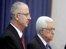 الرئيس الفلسطيني يكلف رئيس الوزراء المستقيل بتشكيل حكومة جديدة