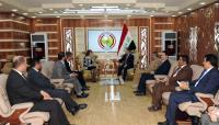 """الداخلية توافق على مبدأ تحويل منفذ """"قعلة دزة"""" الحدوي في كردستان الى معبر رسمي"""
