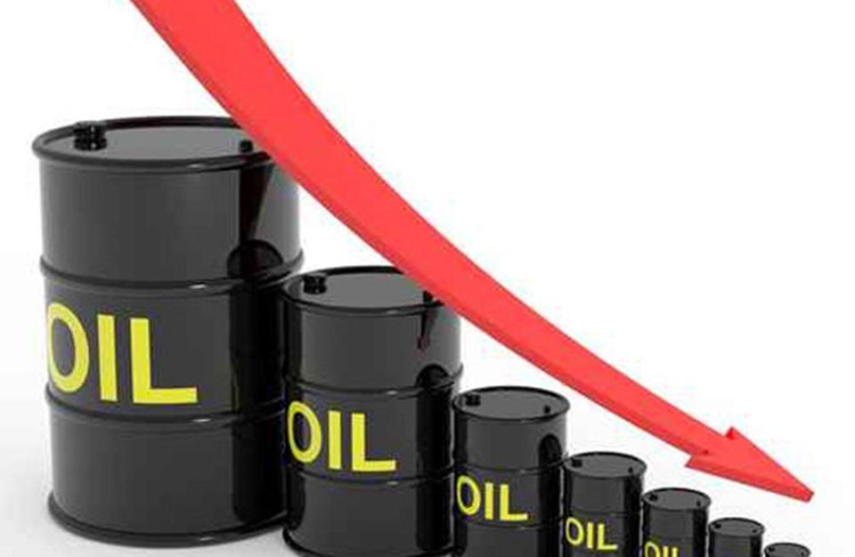 تراجع كبير في اسعار النفط