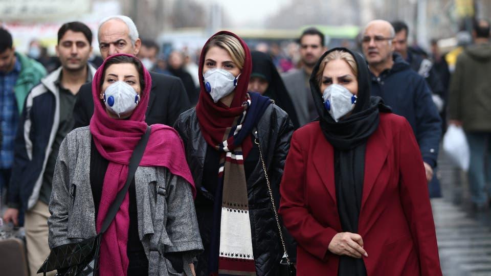 141 حالة وفاة و 2549 اصابة جديدة بكورونا في ايران
