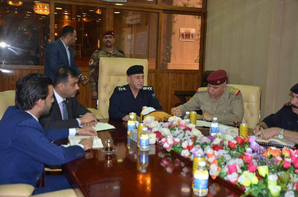 (تفاصيل) الاتفاق على تنظيم وتيسير عبور مواطني محافظة الانبار من والى محافظة بغداد