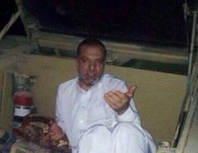 A security source - the arrest of al-Maliki adviser